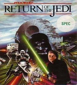 Star Wars III - Return Of The Jedi (1989)(Domark)[h][48-128K] ROM